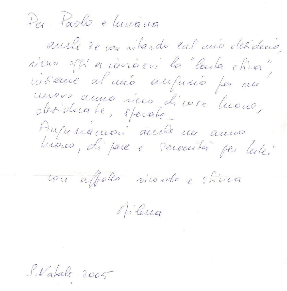Lettere Di Lavoro: Lettere: Ricordi Dal Passato Di Lavoro In Occasione Del